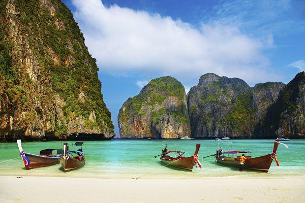 Phuket, Maya Bay - Must-visit Places in Thailand