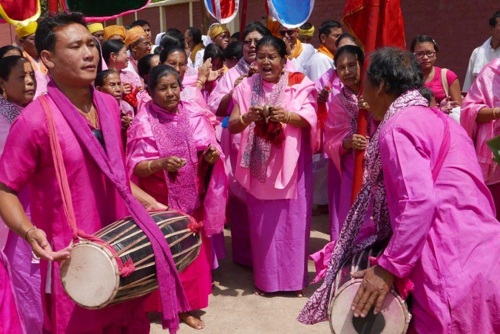 Yaosang Holi Manipur Holi Celebrations