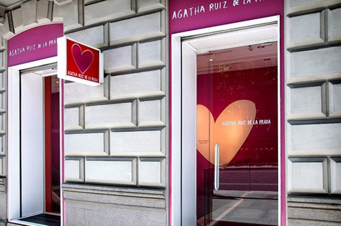 Agatha Ruiz de la Prada - Shopping in Spain