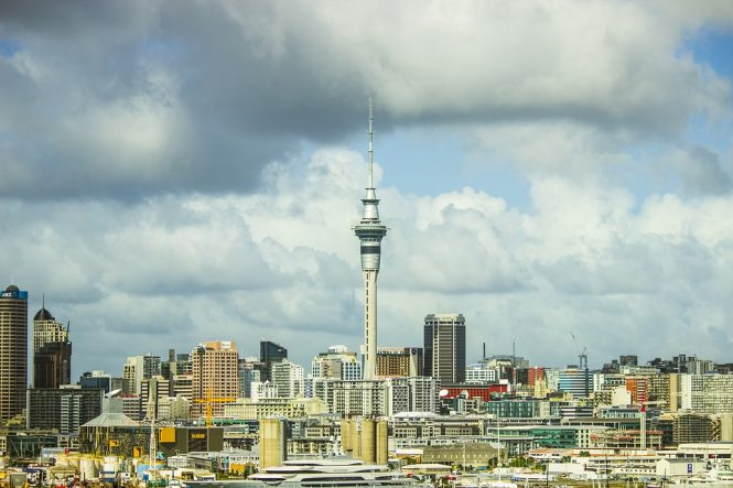 Auckland Sky Tower - 12 Most Exciting Things to do in New Zealand