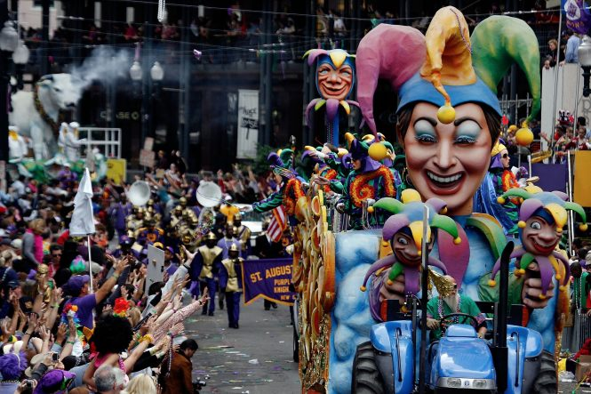 All You Need to Know about the Mardi Gras Festival 2018