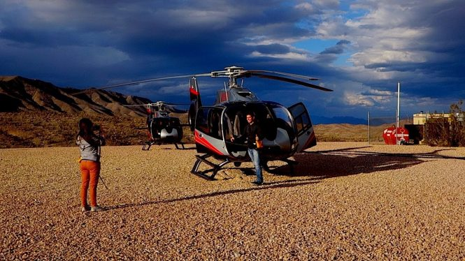 Helicopter - Fun and Exciting Things to do in Las Vegas