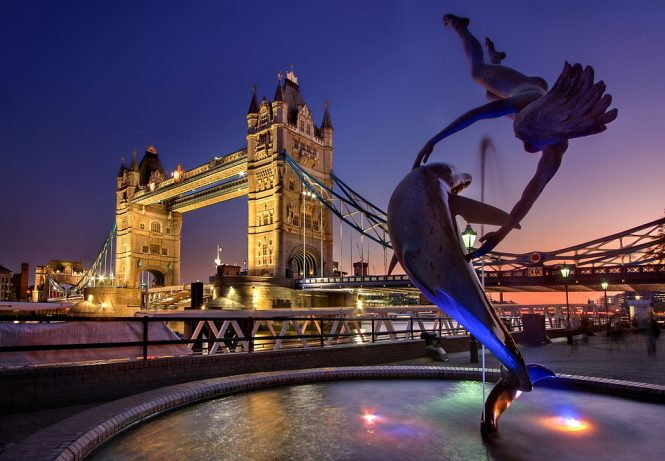 london - A Bucket List of Places to visit in Europe