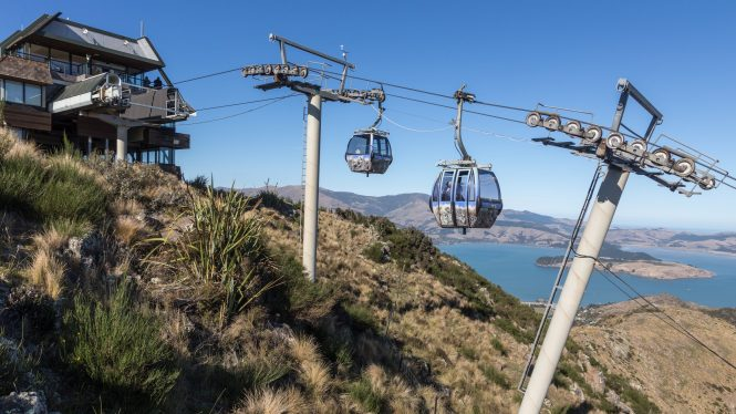Christchurch Gondola - 12 Most Exciting Things to do in New Zealand