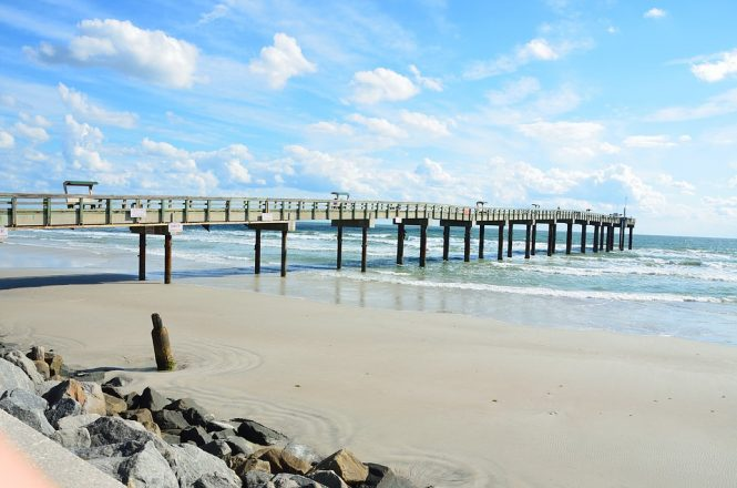 st-augustine-beach - Romantic Places in the USA