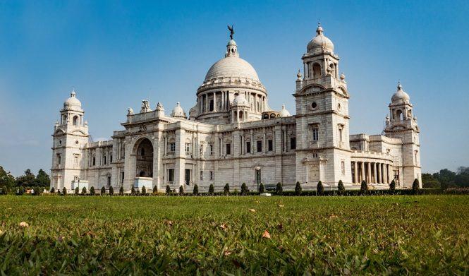 victoria memorial - Places to visit in Kolkata