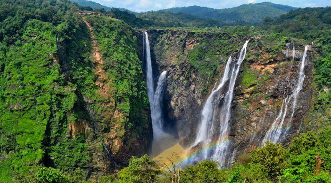 Jog Falls-Waterfalls in Karnataka