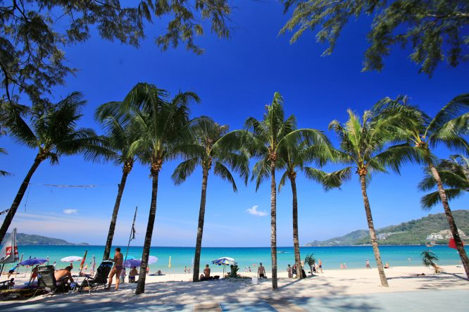 Thailand Beaches - Patong Beach