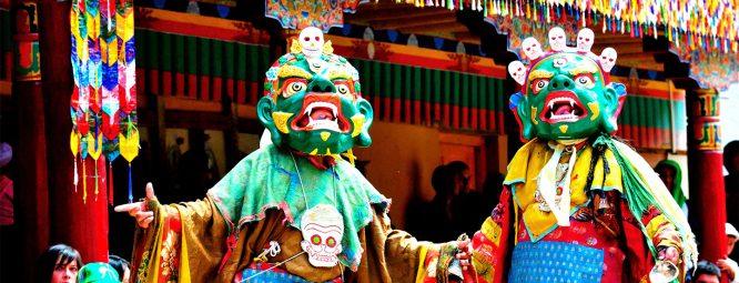 Hemis-unique festivals of India