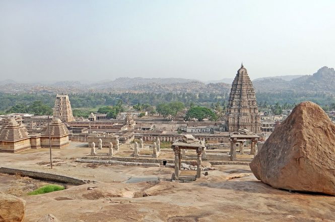 Hampi-historical places in India