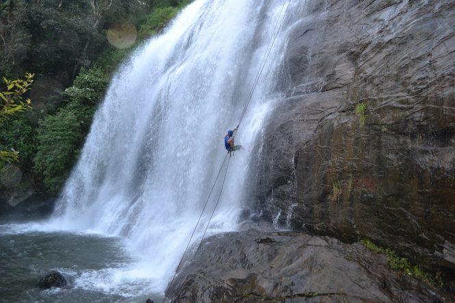 Chelavara Falls-waterfalls in karnataka