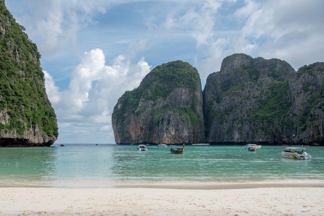 Thailand Beaches - Maya Beach