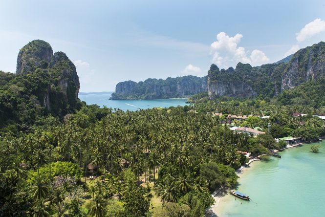 Railay Beach - Thailand Beaches