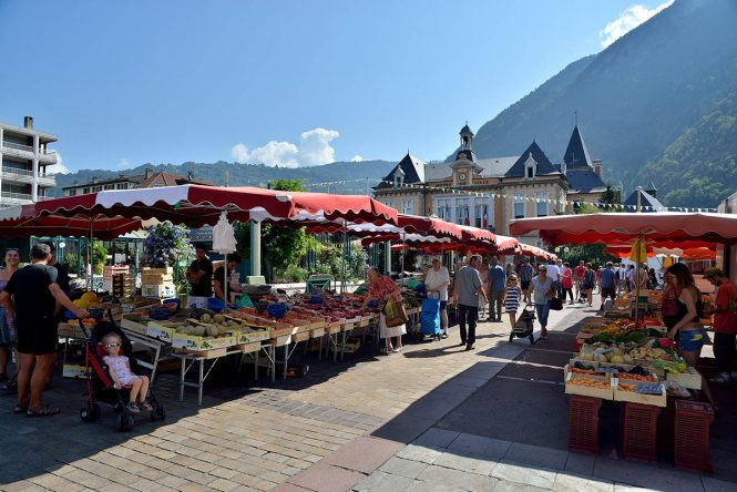 Places for Shopping in Switzerland