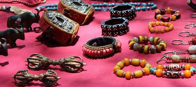 Gold and Silver Jewellery-shopping in Bhutan