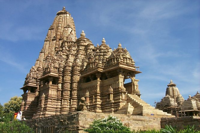 Khajuraho-historical places in India