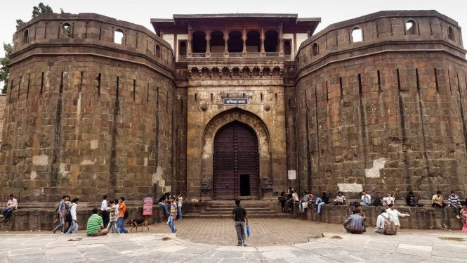 Shaniwarwada Fort-haunted places in India