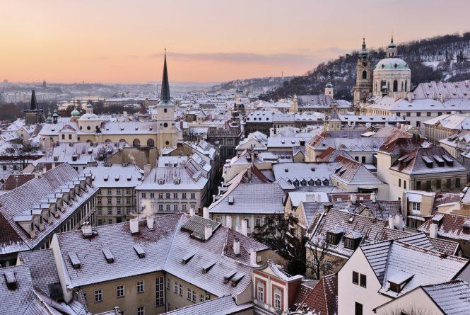 Winters- Best season to visit Europe