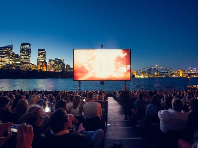 St George Open-Air Cinema - Australia nightlife