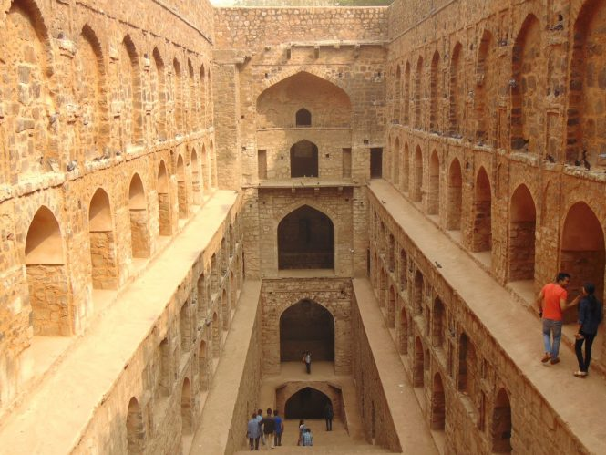 Agrasen Ki Baoli-haunted places in India