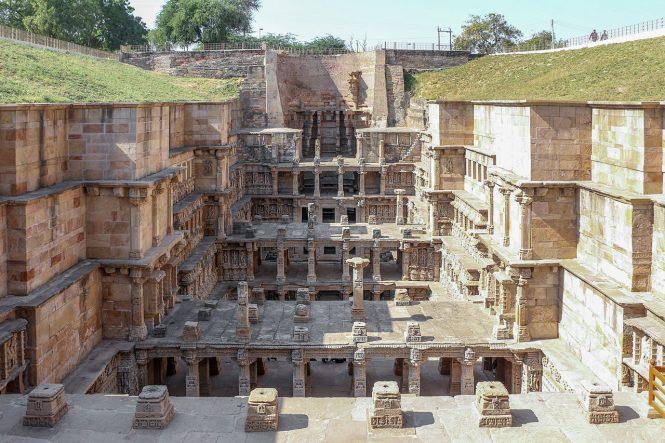 Rani ki Vav-historical places in India
