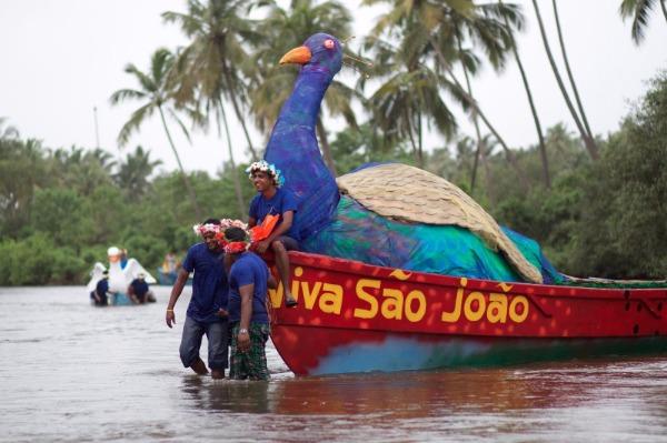 Sao Joao-unique festivals of India