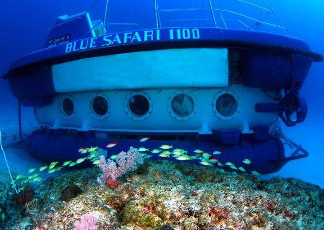 Blue Safari Submarine-Mauritius Adventures