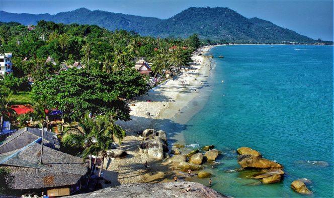 Lamai Beach - Thailand Beaches