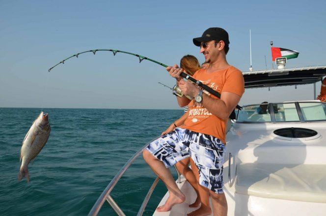 Deep Sea Fishing-Mauritius Adventures