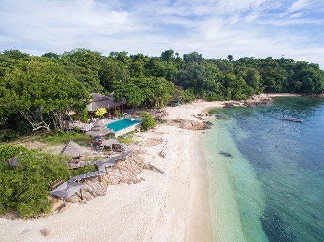 Koh Mun Nork - Thailand Beaches