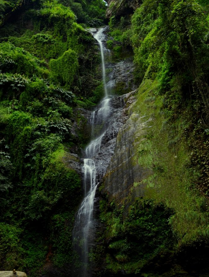 Chadwick falls- places to see in Shimla