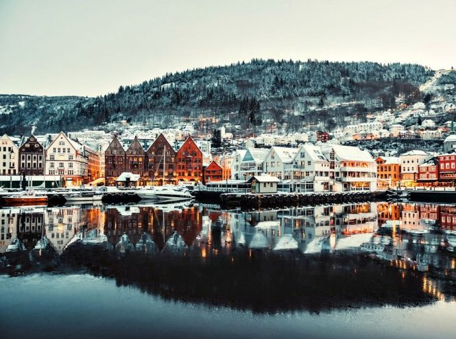 Bergen - Scandinavian Countries