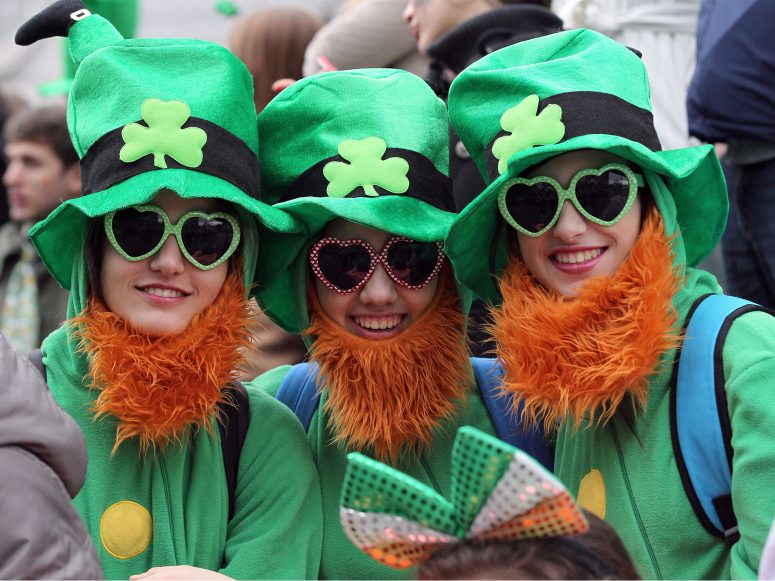 The Ultimate Guide to celebrating St. Patrick's Day 2018