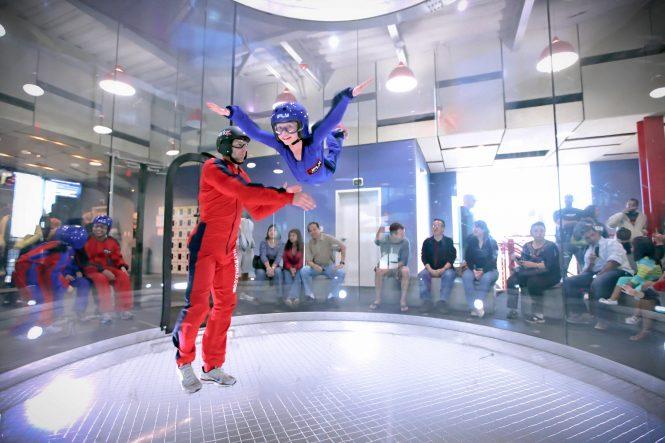 Indoor Skydiving - Singapore Adventure Activities