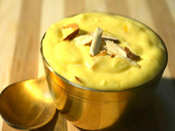Shrikhand - Gudi Padwa