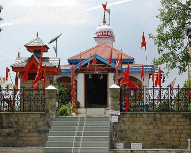 Tara Devi Temple- places to see in Shimla