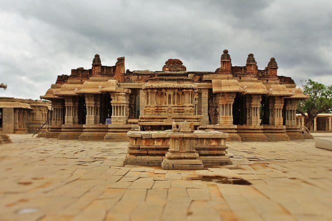 Vijaya Vittala Temple-places to visit in Hampi