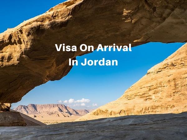 Visa on Arrival in Jordan