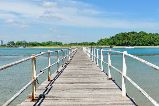 St. Johns Island - romantic places in Singapore