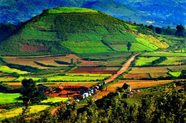 Araku - Honeymoon Places in South India