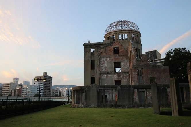 Hiroshima Peace Memorial-places to visit in Japan