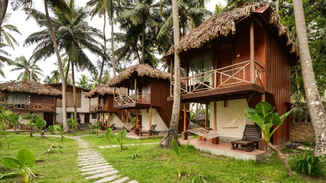 Barefoot at Havelock-Honeymoon resorts in India