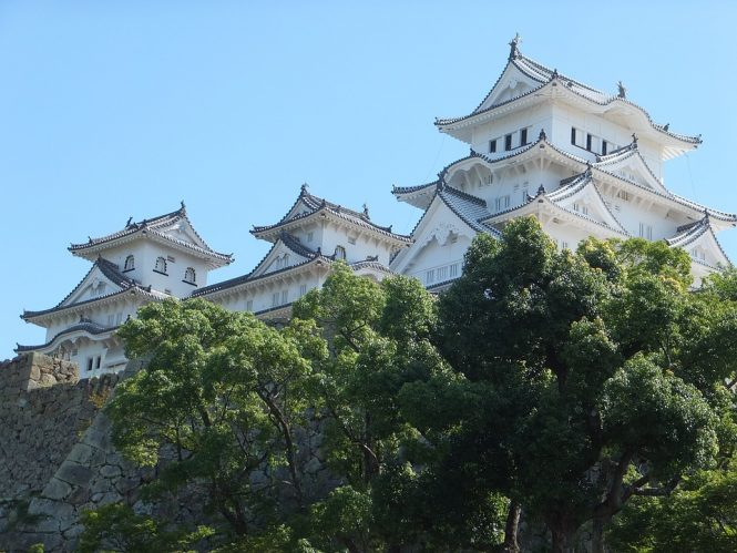 Himeji Castle-places to see in Japan