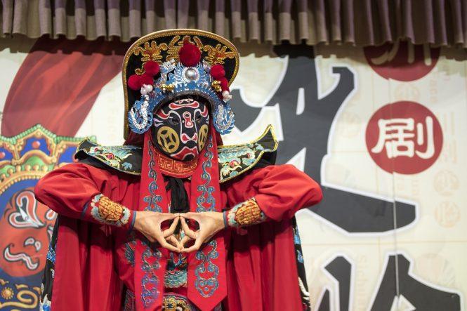 Opera-China's Nightlife