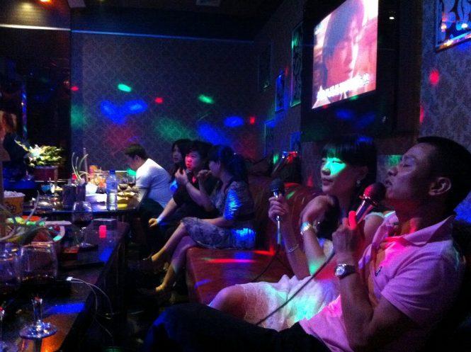 Karaoke-China's Nightlife