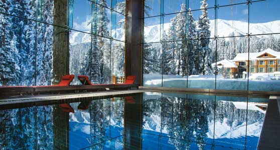 The Khyber Himalayan Resort and Spa-Honeymoon resorts in India