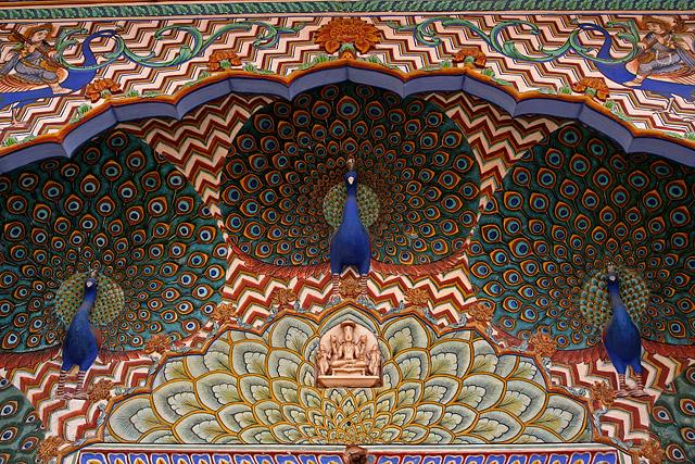Pritam Niwas Chowk-City Palace, Jaipur
