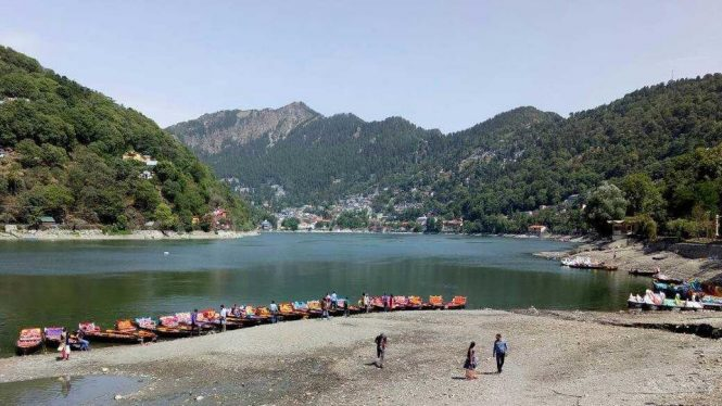 Sariyatal Lake-places to visit in nainital