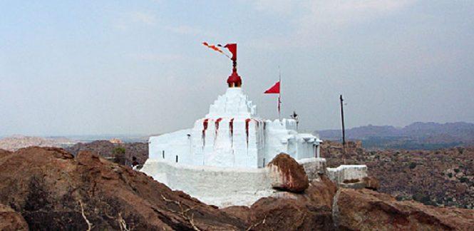 Hanuman Temple-places to visit in Hampi