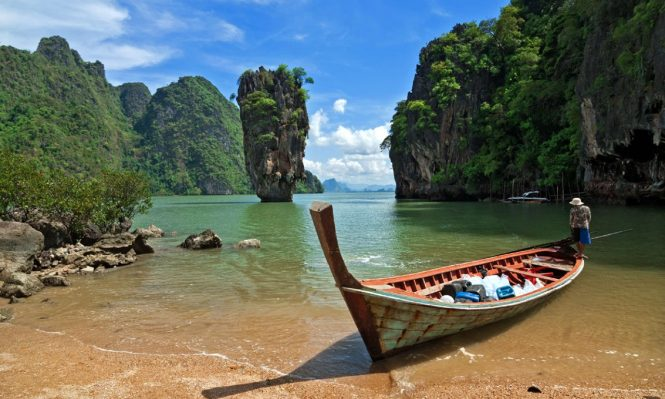 Island hopping - things to do in Thailand